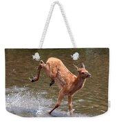 Water Baby Weekender Tote Bag