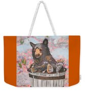 Water Bear Weekender Tote Bag