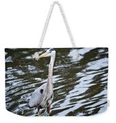 Water Bird Weekender Tote Bag