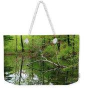 Water Bridge  Weekender Tote Bag