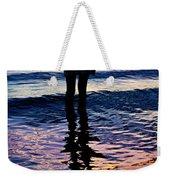 Water Color Echos Weekender Tote Bag