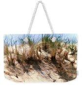 Water Color Sketch  Beach Dune Weekender Tote Bag