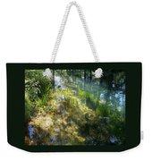 Water Colors Weekender Tote Bag