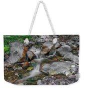 Water Coloured Rocks Weekender Tote Bag