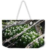Water Cress Weekender Tote Bag