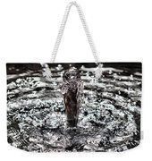 Water Dance Weekender Tote Bag