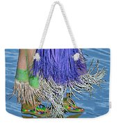 Water Dancing Weekender Tote Bag