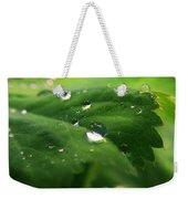 Water Diamonds Weekender Tote Bag