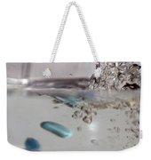 Water Drops Abstract 5 Weekender Tote Bag