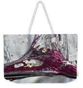Water Drops Abstract3 Weekender Tote Bag