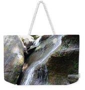 Water Fall In Hocking Hills Weekender Tote Bag