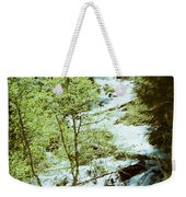 water fall Lolo pass 2 Weekender Tote Bag