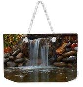 Water Feature Art Weekender Tote Bag