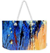 Water Fountain Abstract31 Weekender Tote Bag