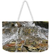 Water From A Stone Weekender Tote Bag