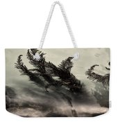Water Fronds Weekender Tote Bag