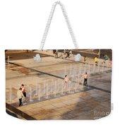 Water Fun Weekender Tote Bag