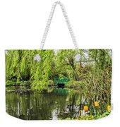 Water Garden Wonder Weekender Tote Bag
