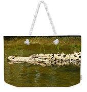 Water Gator Weekender Tote Bag