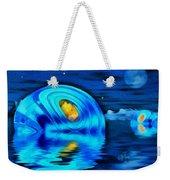 Water Homes Of The Sea Fairies Weekender Tote Bag
