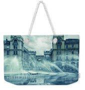 Water In The City Weekender Tote Bag