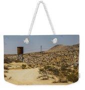 Water In The Desert Weekender Tote Bag