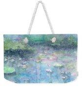 Water Landscape Weekender Tote Bag