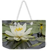 Water Lily Pictures 45 Weekender Tote Bag