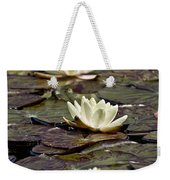 Water Lily Pictures 64 Weekender Tote Bag