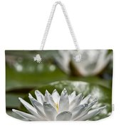 Water Lily Pictures 70 Weekender Tote Bag
