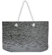 Water Lines Weekender Tote Bag