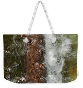 Water Logged Weekender Tote Bag