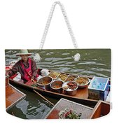 Water Market Thailand 1 Weekender Tote Bag