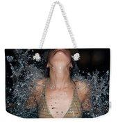 Water Weekender Tote Bag