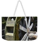 Water Mill Weekender Tote Bag