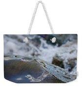 Water Mountain 1 By Jrr Weekender Tote Bag