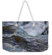 Water Mountain 2 By Jrr Weekender Tote Bag