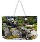 Water On The Rocks Weekender Tote Bag