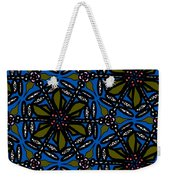 Water Plant And Dragonfly Weekender Tote Bag