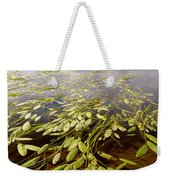 Water Plant Weekender Tote Bag