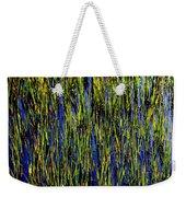 Water Reeds Weekender Tote Bag