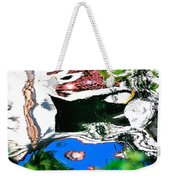 Water Reflection 29354 Weekender Tote Bag