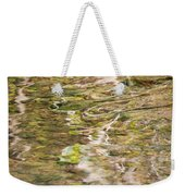 Water Reflection Weekender Tote Bag