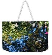 Water Reflections 4 Weekender Tote Bag