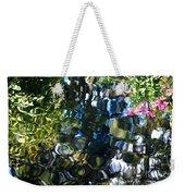 Water Reflections 9 Weekender Tote Bag