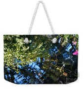 Water Reflections 5 Weekender Tote Bag
