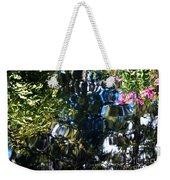 Water Reflections 8 Weekender Tote Bag