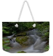 Water Rock Weekender Tote Bag