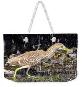 Water Runner Weekender Tote Bag