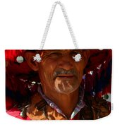 Water Seller Marrakesh Morocco Weekender Tote Bag by Ralph A  Ledergerber-Photography